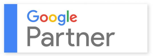 Google Ads Partner status badge